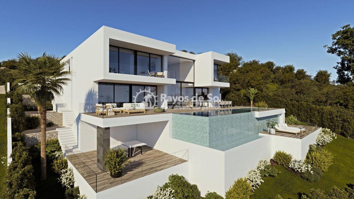 Villa in Cumbre del Sol, Benitachell, Costa Blanca (ov-aj059) - 3