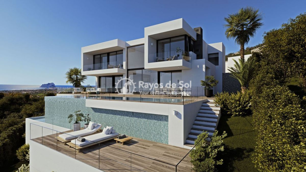Villa in Cumbre del Sol, Benitachell, Costa Blanca (ov-aj059) - 2