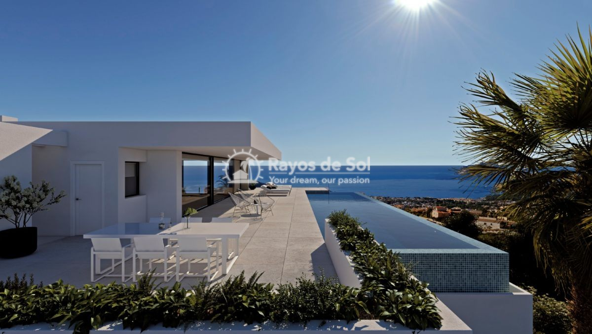 Villa in Cumbre del Sol, Benitachell, Costa Blanca (ov-aj089) - 2