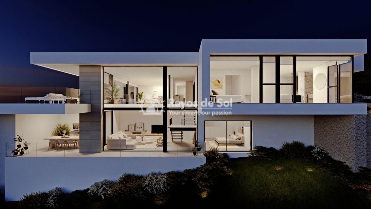 Villa in Cumbre del Sol, Benitachell, Costa Blanca (ov-aj089) - 6