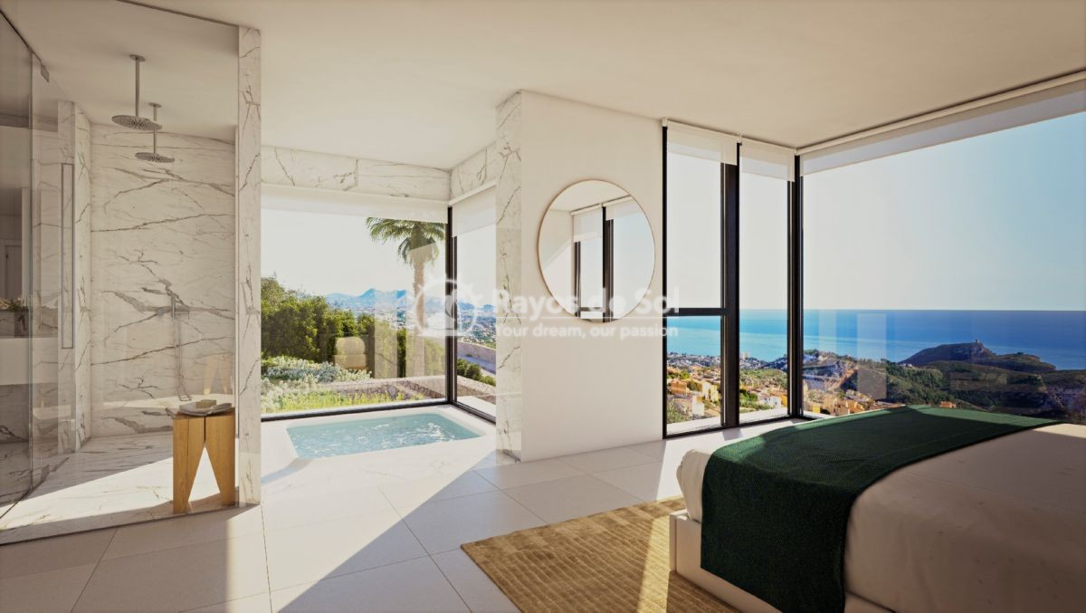 Villa in Cumbre del Sol, Benitachell, Costa Blanca (ov-aj089) - 5