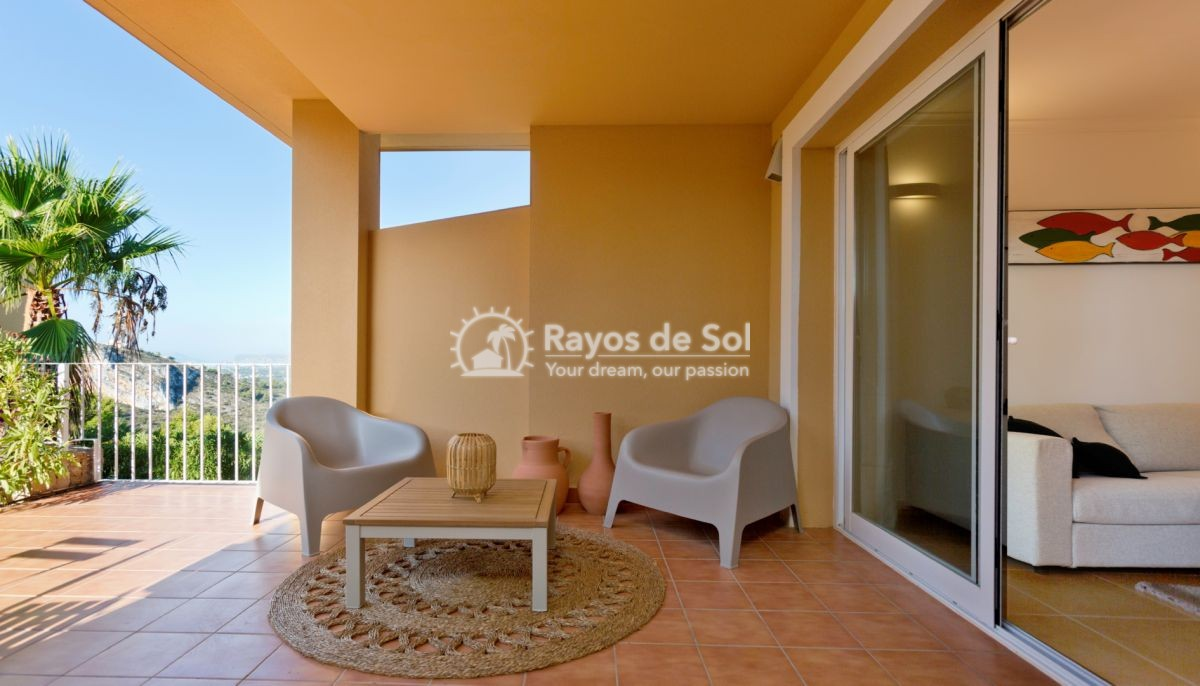 Apartment  in Benitachell, Costa Blanca (ov-pg009) - 2