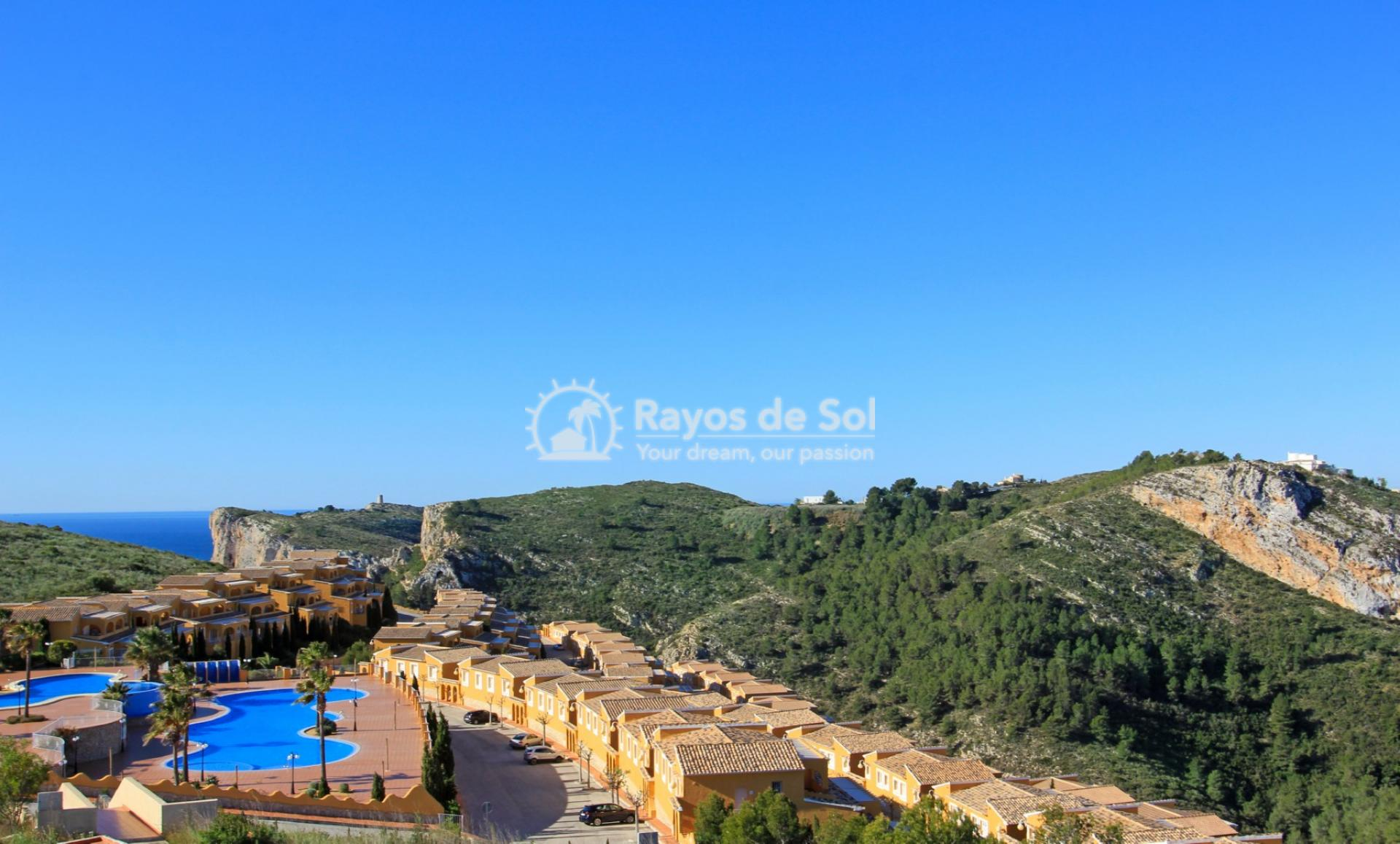 Apartment in Cumbre del Sol, Benitachell, Costa Blanca (ov-ph003) - 17