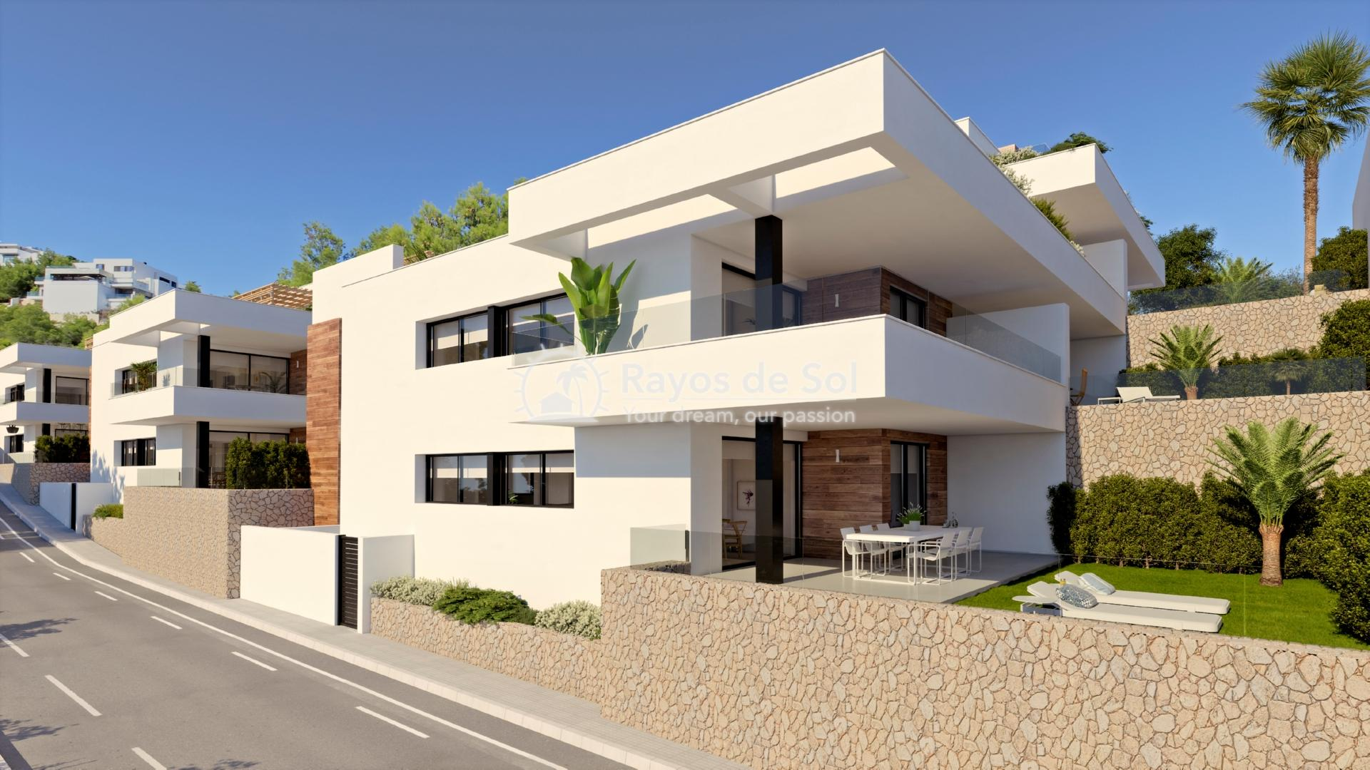 Apartment in Cumbre del Sol, Benitachell, Costa Blanca (ov-ph003) - 1