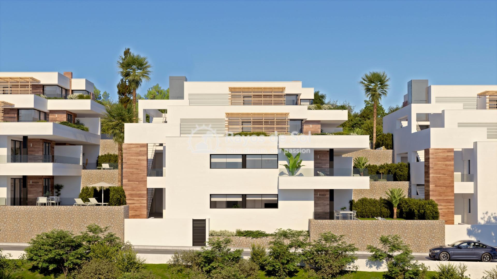 Apartment in Cumbre del Sol, Benitachell, Costa Blanca (ov-ph003) - 3