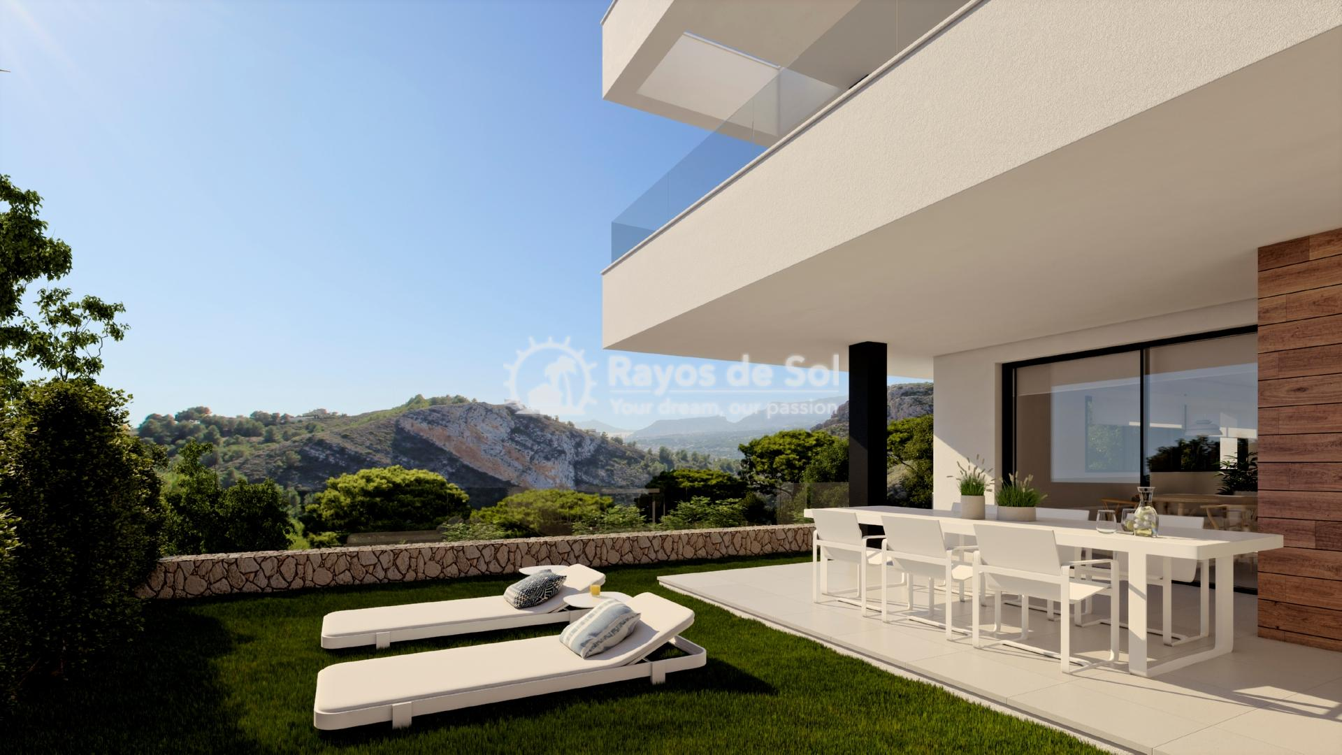 Apartment in Cumbre del Sol, Benitachell, Costa Blanca (ov-ph003) - 15