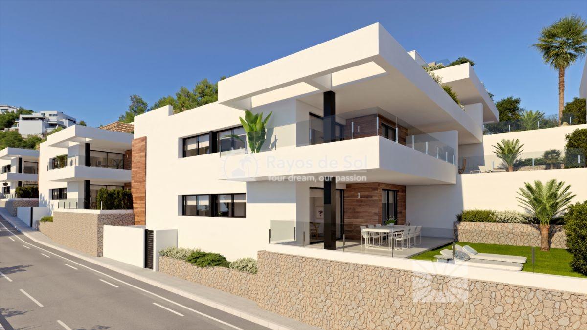 Apartment  in Benitachell, Costa Blanca (ov-ph005) - 1