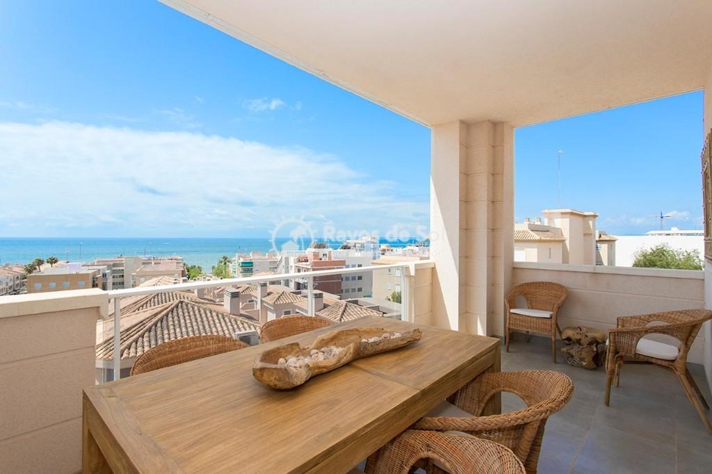 Apartment  in Santa Pola, Costa Blanca (vmediterraneo-apt) - 1