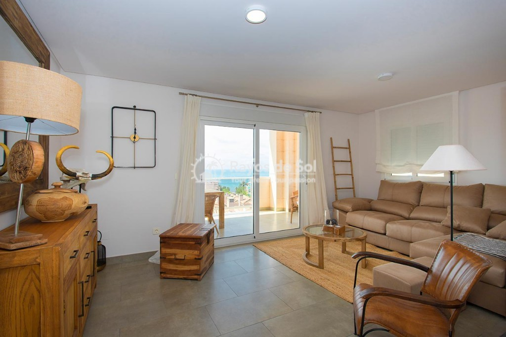 Apartment  in Santa Pola, Costa Blanca (vmediterraneo-apt) - 2