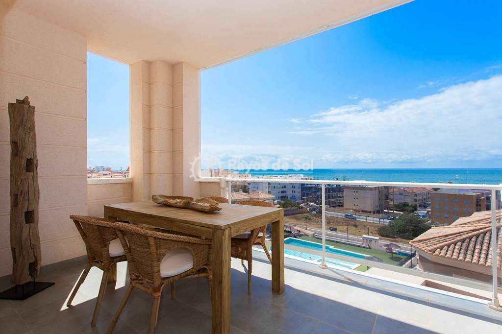 Apartment  in Santa Pola, Costa Blanca (vmediterraneo-apt) - 19