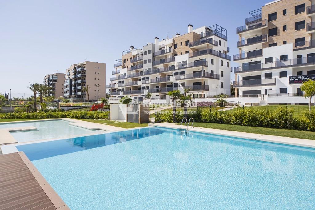 Penthouse  in Mil Palmeras, Costa Blanca (bioko2-3d) - 1