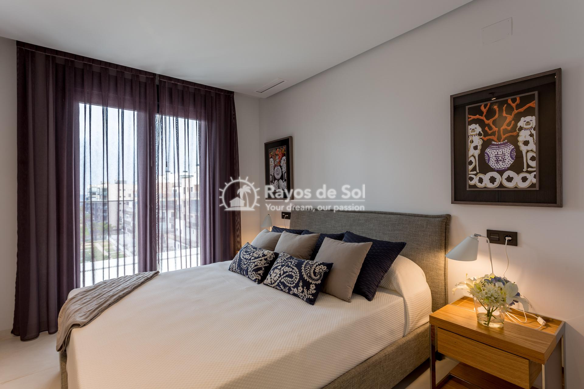 Penthouse  in Mil Palmeras, Costa Blanca (bioko2-3d) - 14