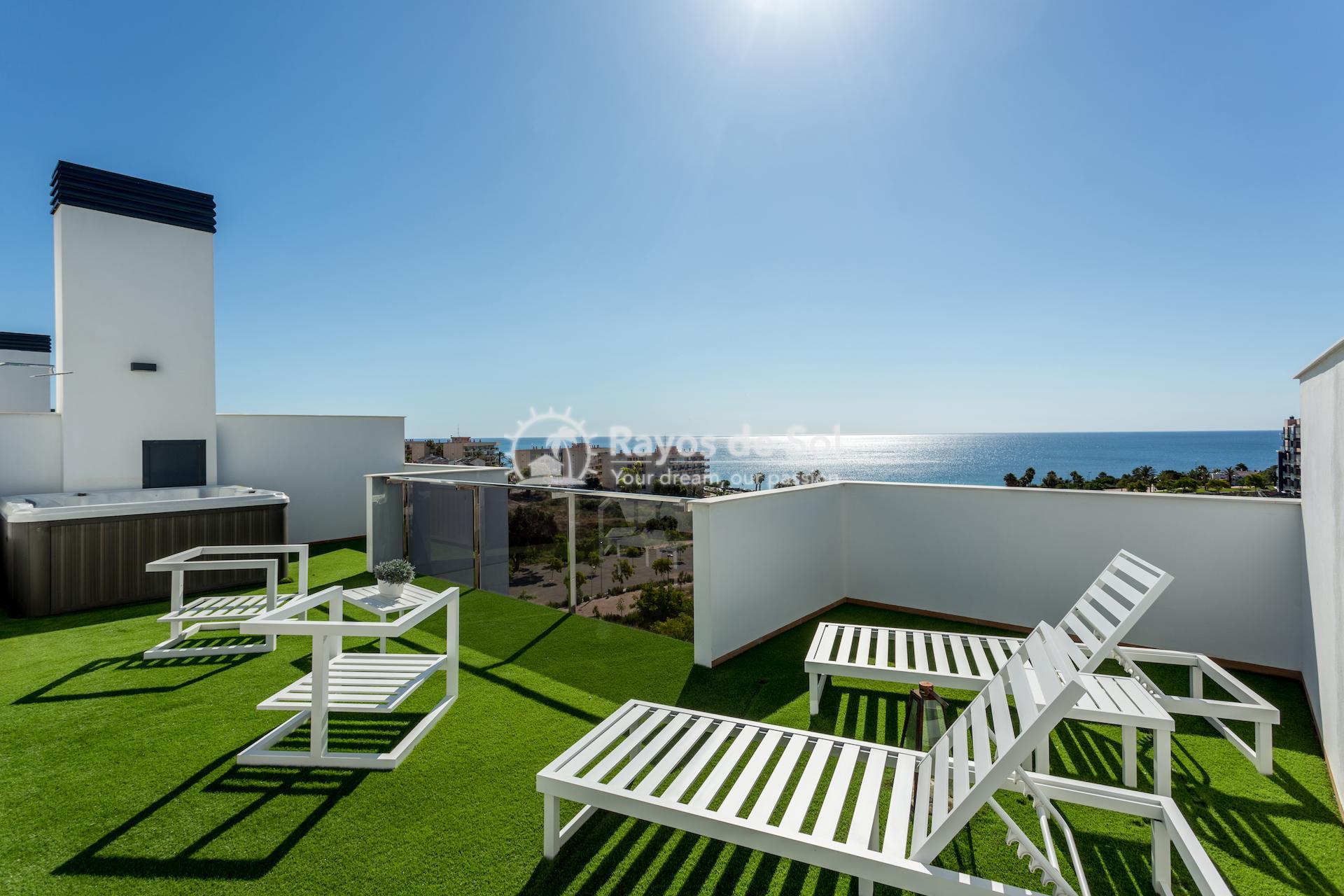Penthouse  in Mil Palmeras, Costa Blanca (bioko2-3d) - 25