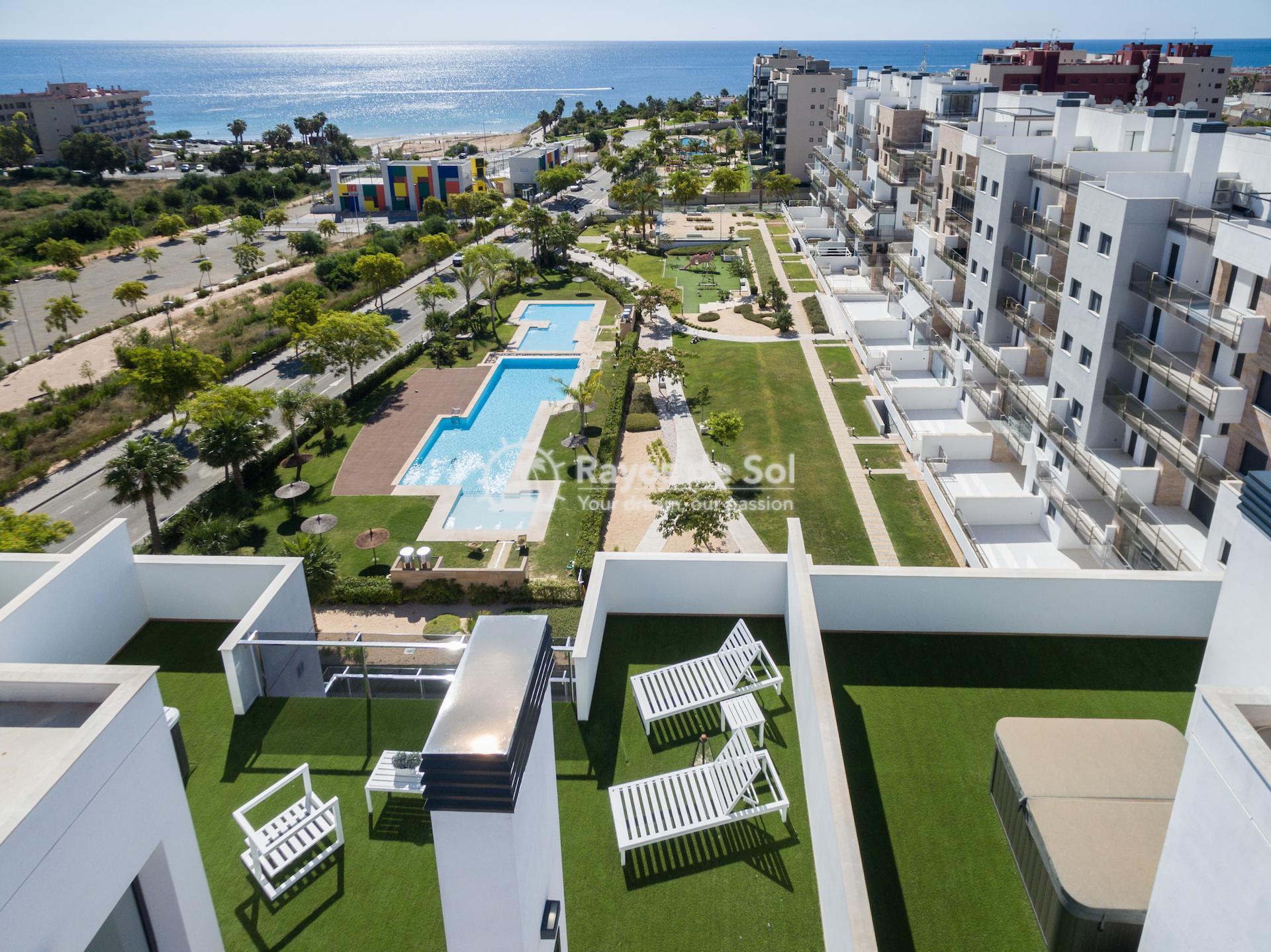 Penthouse  in Mil Palmeras, Costa Blanca (bioko2-3d) - 27