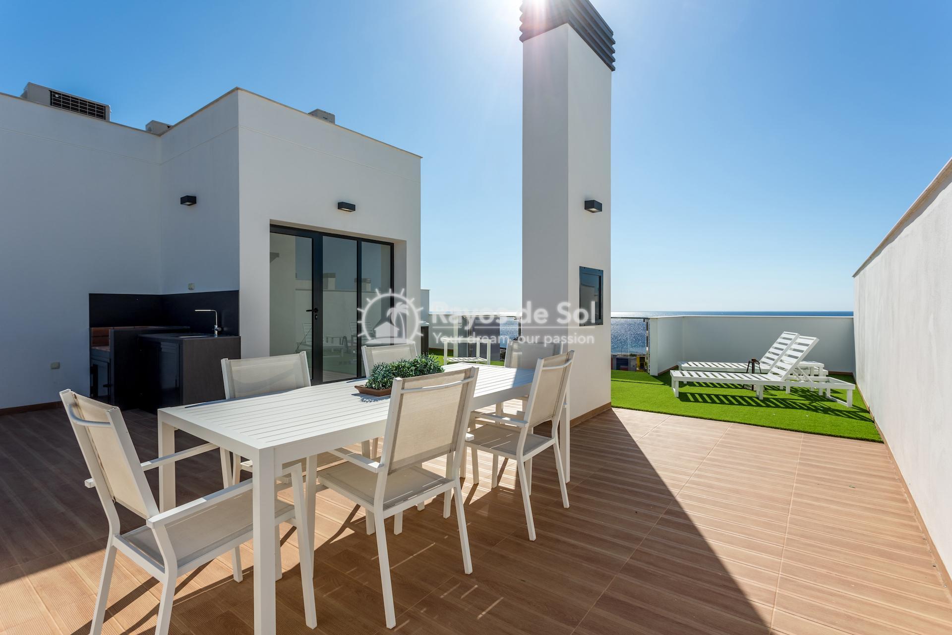Penthouse  in Mil Palmeras, Costa Blanca (bioko2-3d) - 26