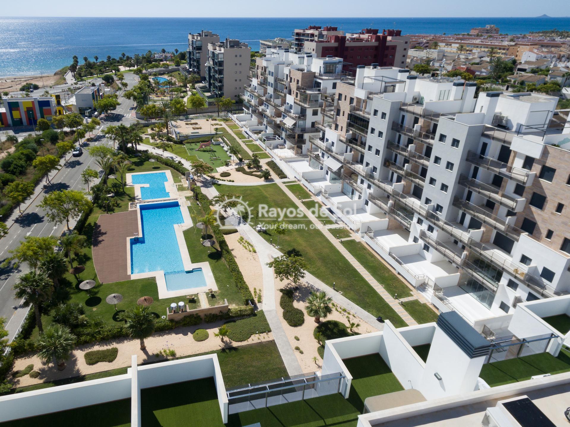 Penthouse  in Mil Palmeras, Costa Blanca (bioko2-3d) - 29