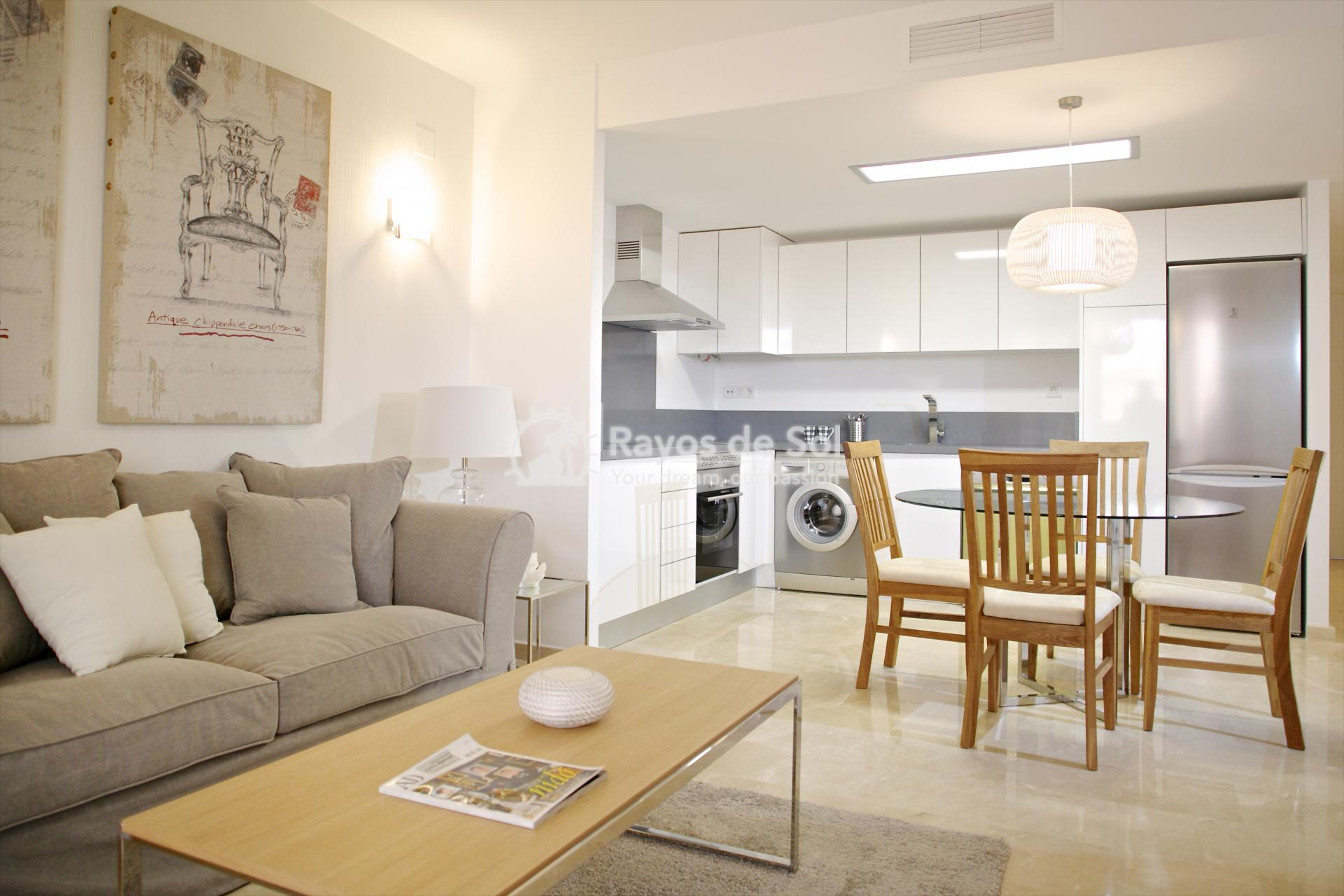 Apartment  in Punta Prima, Orihuela Costa, Costa Blanca (recoleta3-2d) - 3