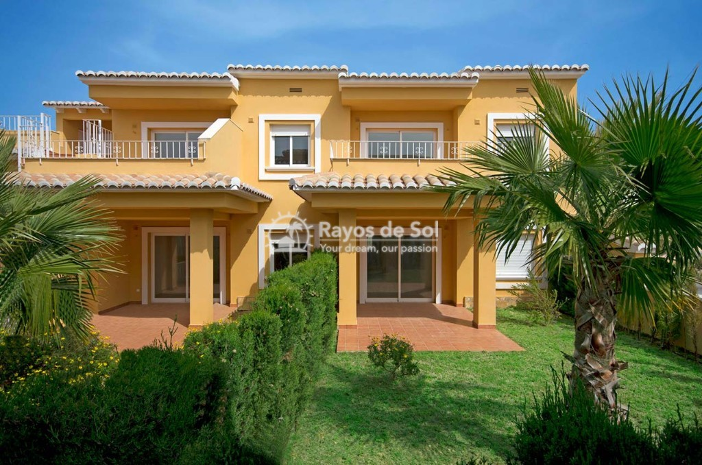 Ground Floor Apartment in Cumbre del Sol, Benitachell, Costa Blanca (cdsol-jardinesmont-gf) - 2