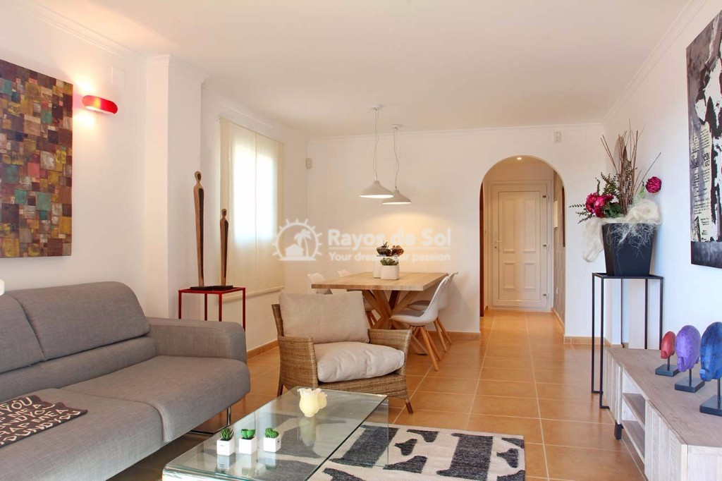 Ground Floor Apartment in Cumbre del Sol, Benitachell, Costa Blanca (cdsol-jardinesmont-gf) - 5