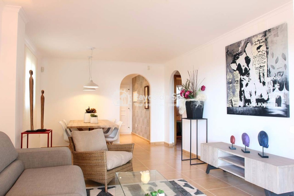 Ground Floor Apartment in Cumbre del Sol, Benitachell, Costa Blanca (cdsol-jardinesmont-gf) - 8