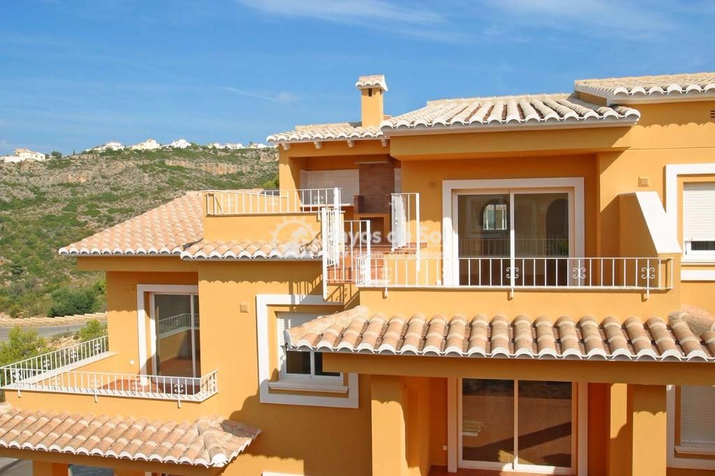 Topfloor apartment in Cumbre del Sol, Benitachell, Costa Blanca (cdsol-jardinesmont-tf) - 2