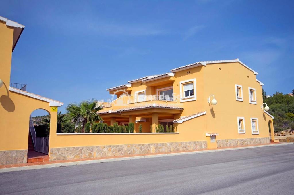 Topfloor apartment in Cumbre del Sol, Benitachell, Costa Blanca (cdsol-jardinesmont-tf) - 4