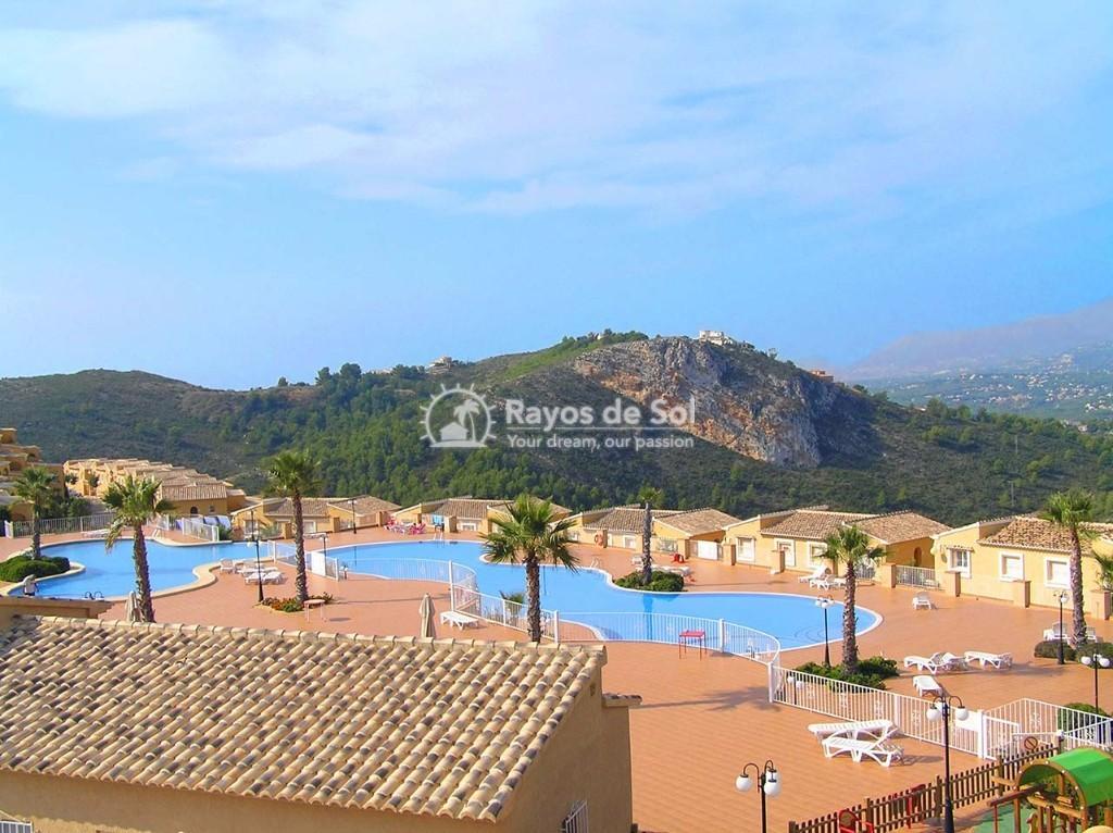 Topfloor apartment in Cumbre del Sol, Benitachell, Costa Blanca (cdsol-jardinesmont-tf) - 19