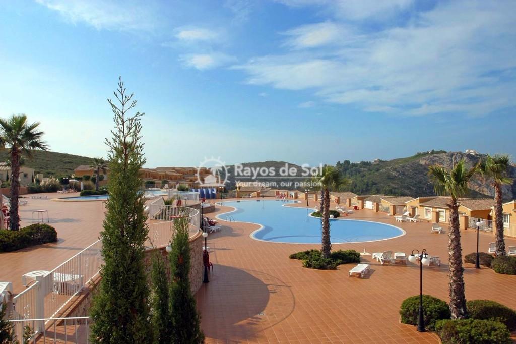 Topfloor apartment in Cumbre del Sol, Benitachell, Costa Blanca (cdsol-jardinesmont-tf) - 18