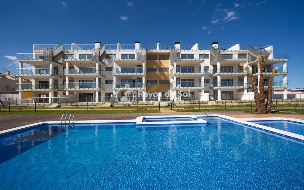 Apartment  in Villamartin, Orihuela Costa, Costa Blanca (vgardens-tipo2d) - 1
