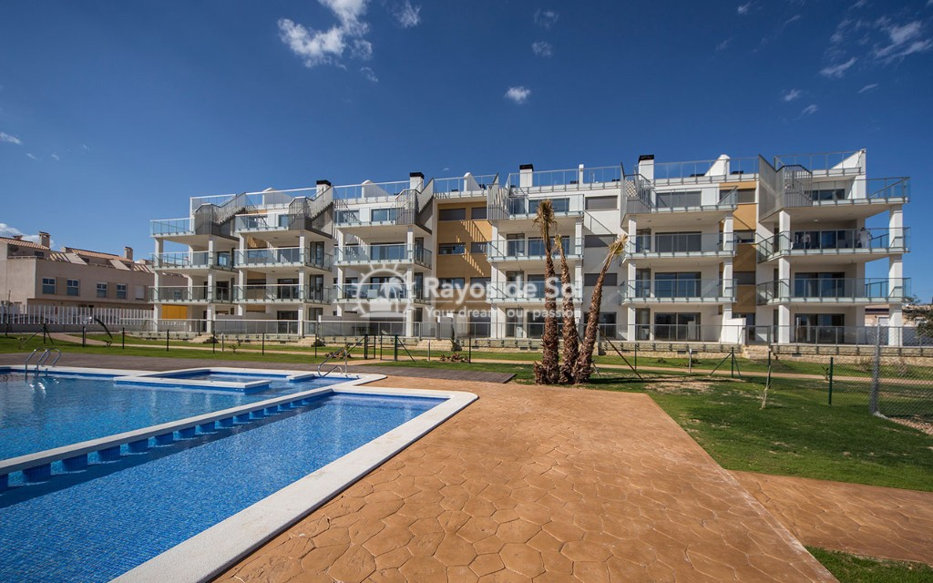 Apartment  in Villamartin, Orihuela Costa, Costa Blanca (vgardens-tipo2d) - 2