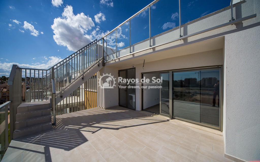 Penthouse  in Orihuela Costa, Costa Blanca (vgardens-ph3d) - 13