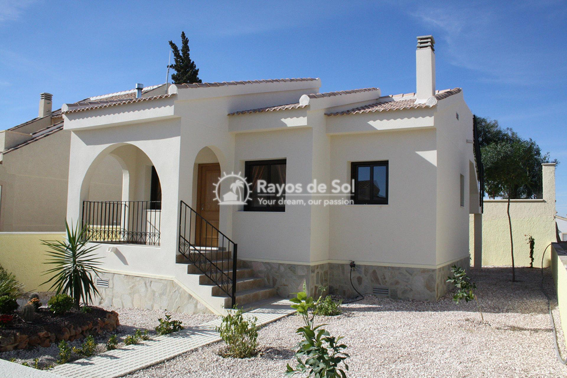 Villa  in Ciudad Quesada, Costa Blanca (cqg-villagolf) - 1