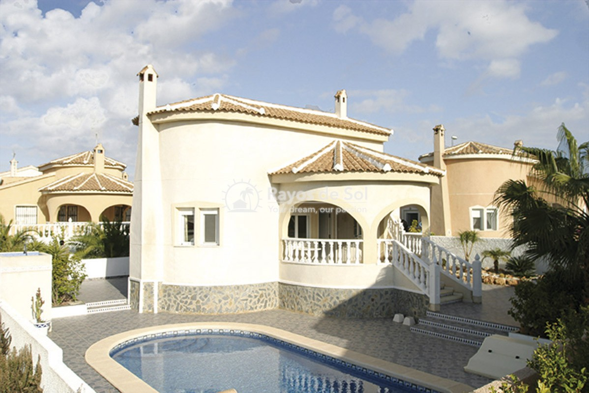 Villa  in Ciudad Quesada, Costa Blanca (cqg-conchita) - 1