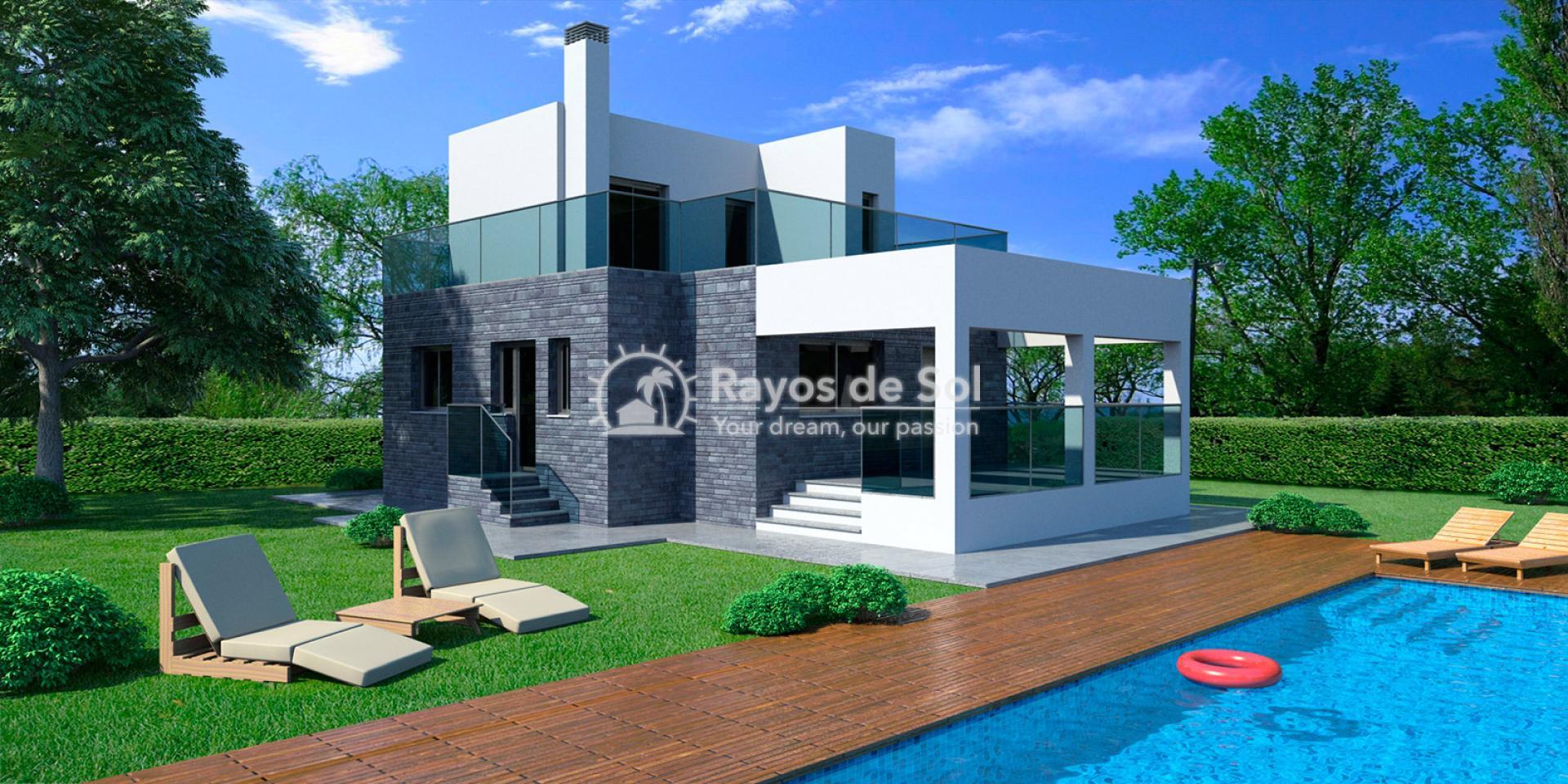 Villa  in Ciudad Quesada, Costa Blanca (cqg-situla) - 1