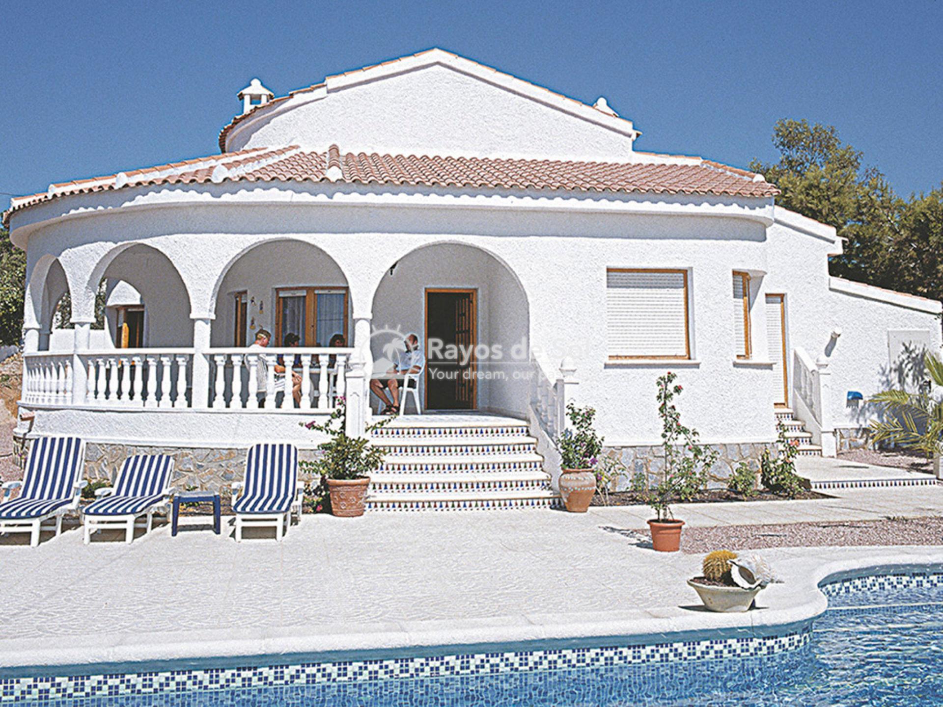 Villa  in Ciudad Quesada, Costa Blanca (cqg-cordoba) - 1