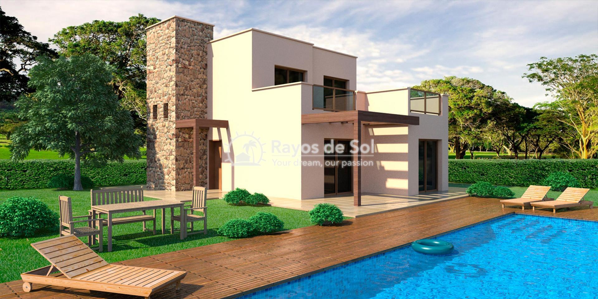 Villa  in Ciudad Quesada, Costa Blanca (cqg-contraste) - 1
