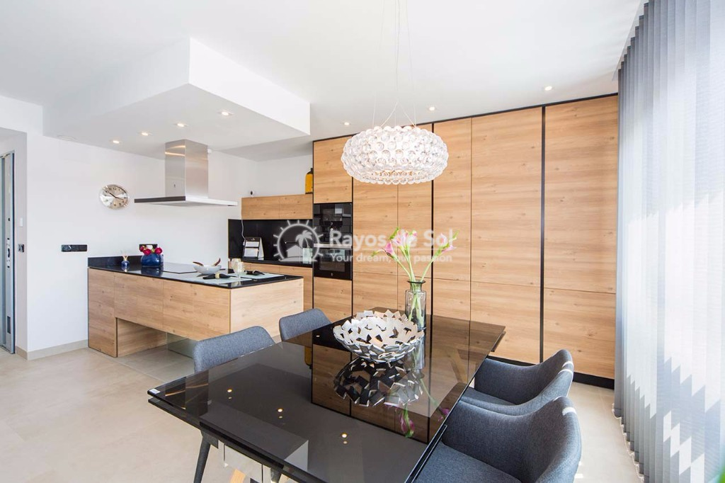 Apartment  in Los Dolses, Orihuela Costa, Costa Blanca (muna-tipo3d) - 5