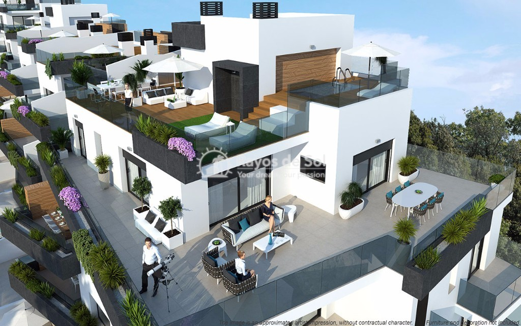Penthouse  in Los Dolses, Orihuela Costa, Costa Blanca (muna-ph) - 3