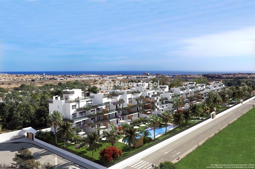 Penthouse  in Los Dolses, Orihuela Costa, Costa Blanca (muna-ph) - 2