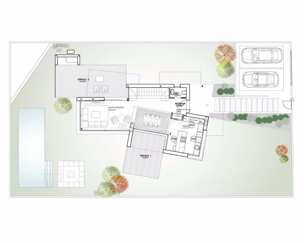 Villa  in Finestrat, Costa Blanca (shierav) - 33