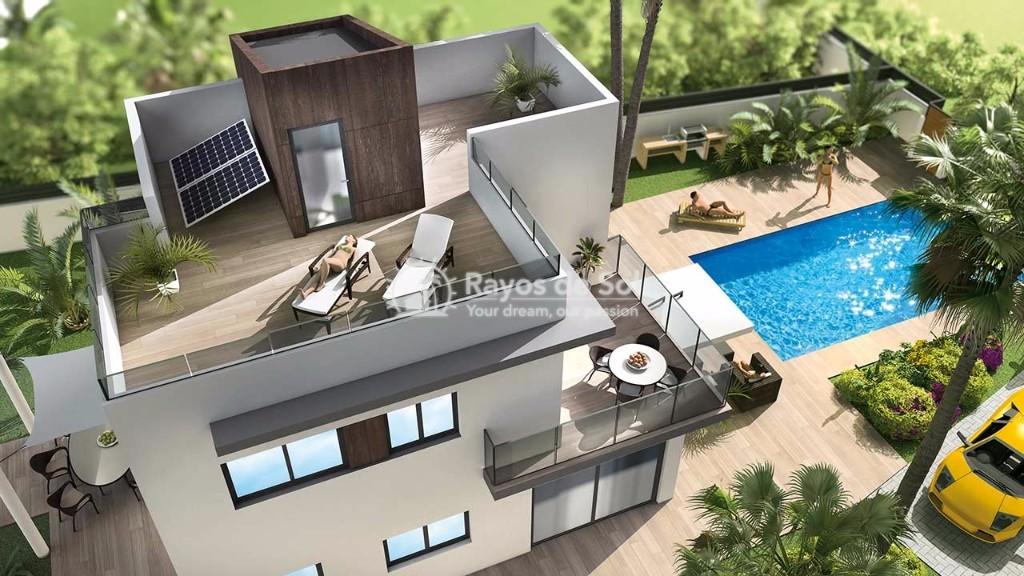 Villa  in Finestrat, Costa Blanca (fhills-c) - 5