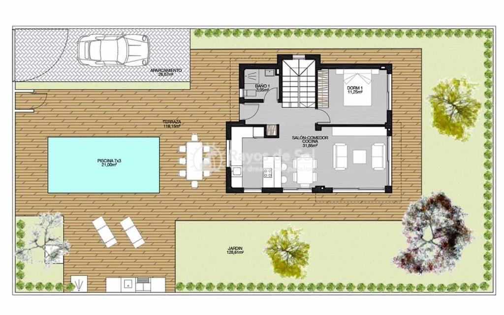 Villa  in Finestrat, Costa Blanca (fhills-c) - 33