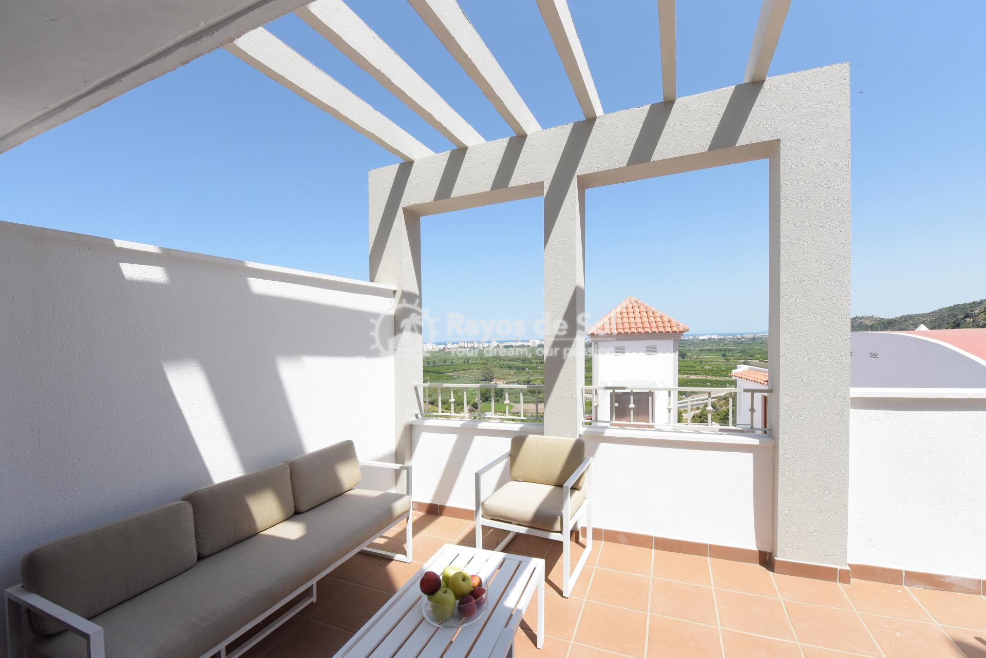 Apartment  in Gandía, Costa Blanca (xeresa-2d) - 9