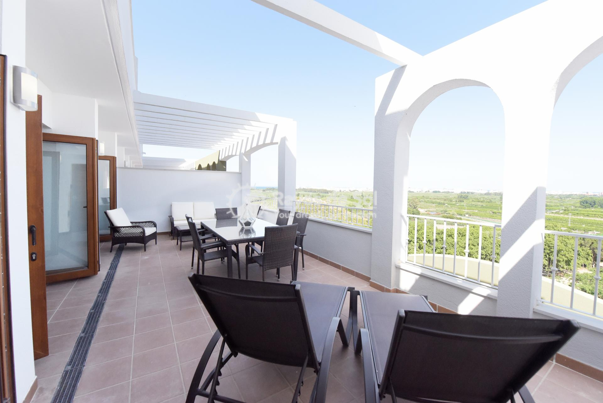 Apartment  in Gandía, Costa Blanca (xeresa-3d) - 7