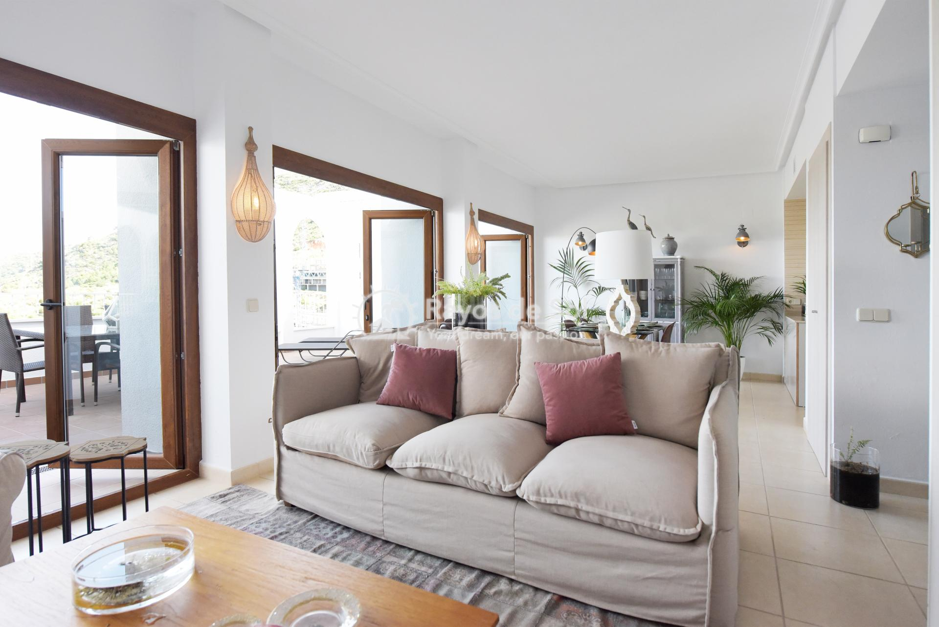 Apartment  in Gandía, Costa Blanca (xeresa-3d) - 2