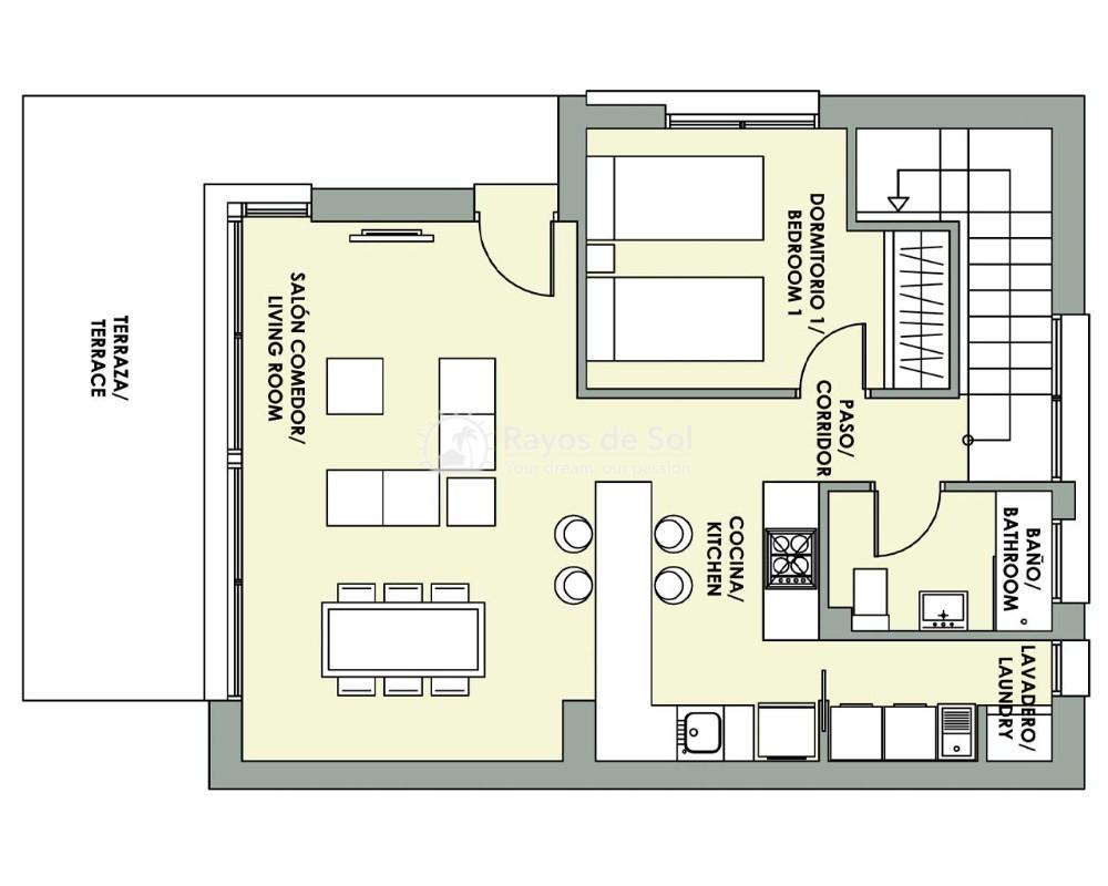 Villa  in Villamartin, Orihuela Costa, Costa Blanca (marina3) - 27