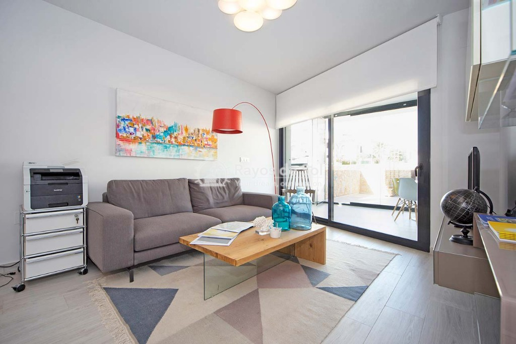 Apartment  in Villamartin, Orihuela Costa, Costa Blanca (soleil-tipo3d) - 2