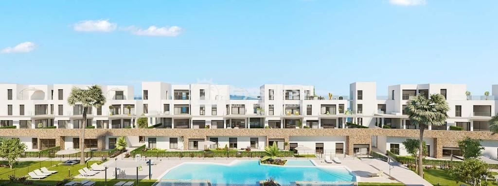 Penthouse  in Villamartin, Orihuela Costa, Costa Blanca (soleil-ph3d) - 1