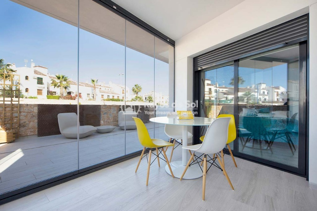 Penthouse  in Villamartin, Orihuela Costa, Costa Blanca (soleil-ph3d) - 15