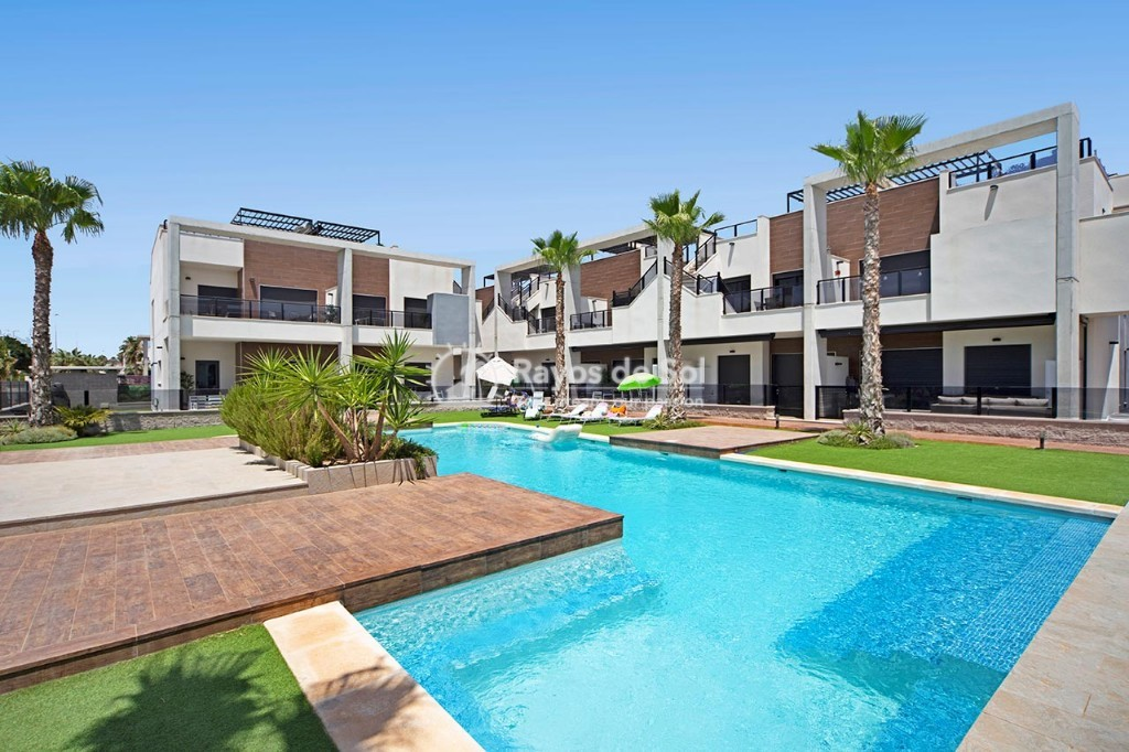 Ground Floor Apartment  in Guardamar del Segura, Costa Blanca (luna3-gfb) - 1